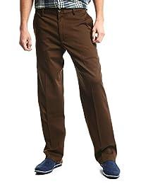 Dockers Pantalón Comfort Khaki New Cls Ff Lumber Twill Pantalones para Hombre