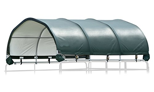 Shade Horse - Outdoor Canopy Shelter Corral 12x12 ft. Waterproof Pop Up Tents Gazebo Instant Awnings Patio Garden