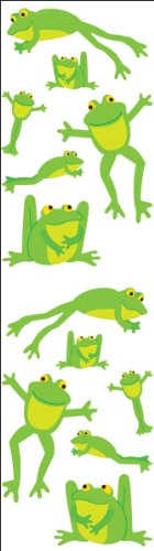 Mrs Grossman Stickers-playful Frogs