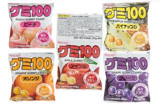 Kasugai - 5-Pack Gummy Candy