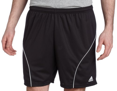 adidas Men's Striker Short, Black/White, (Adidas Predator Soccer Shorts)