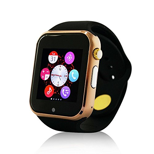 Yuntab Smartwatch Bluetooth Support Android