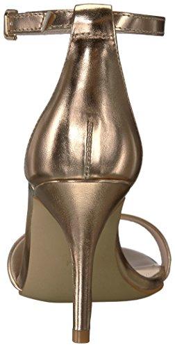 Steve Madden Kvinders Sillly Kjole Sandal Pink Guld uFXxaW60t