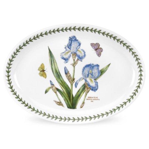 Portmeirion Botanic Garden-Plat ovale - 28 cm -