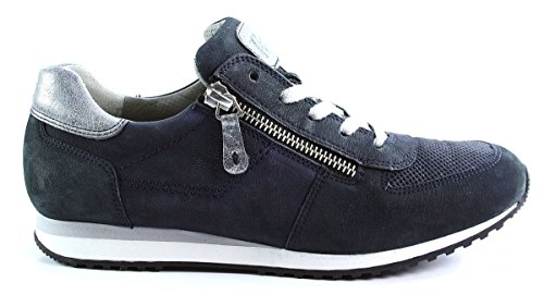 ville pour Bleu Paul 4252 Chaussures à de lacets Softnubuk femme Green 028 wYzqwP6