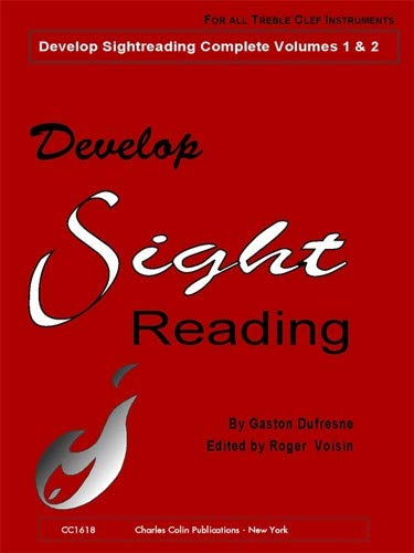 Charles Colin Dufresne/Viosin: Develop Sight Reading by Charles Colin