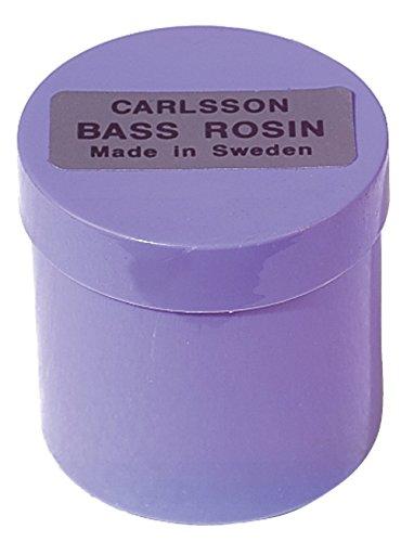 Carlsson Rosin. Double Bass