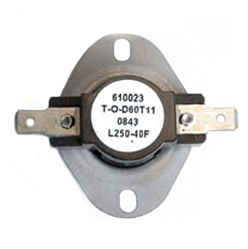 (PelletStovePro - Napoleon NPS40 & NPI40 Pellet High Temperature Limit Switch Sensor Disc)