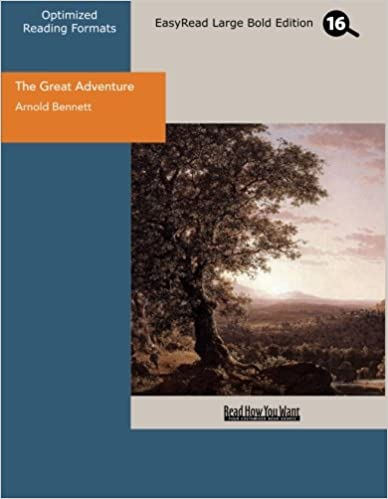 The Great Adventure (EasyRead Large Bold Edition): A Play Of Fancy In Four Acts