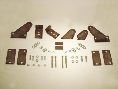 M.O.R.E. 7686-50 Shackle Reversal Systems (S.R.S.)