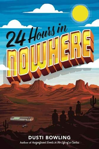 Download 24 Hours in Nowhere pdf