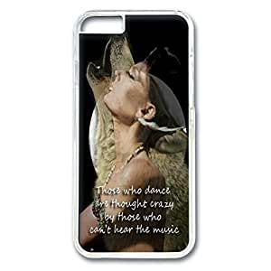 iPhone 6 Plus Case,Fashion Durable Transparent Side DIY design for Apple iPhone 6 Plus(5.5 inch),PC material iPhone 6 Plus Cover ,Safeguard Phone from Damage ,Designed Specially Pattern from our Life with Full Moon Native American Quotes. by mcsharksby Maris's Diary