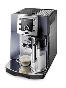 DeLonghi ESAM5500M Perfecta Digital Super-Automatic Espresso Machine, Metallic Blue