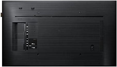 Samsung QM55H Digital Signage Flat Panel 55 LED 4K Ultra HD Wi-Fi Black