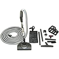 Wessel Werk Villa Collection Kit w/ Soft Clean Nozzle, 30ft Hose --Exclusive Listing By Central Vacuum Sales