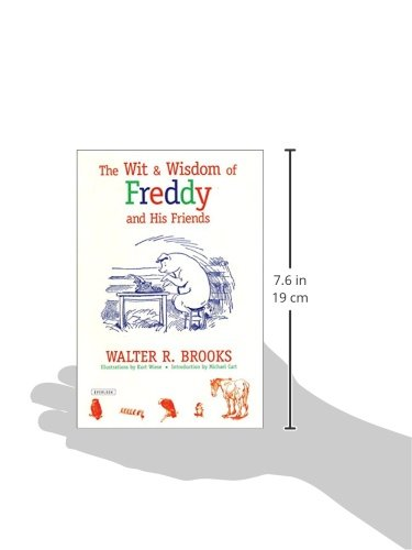 The Wit and Wisdom of Freddy and His Friends (Freddy the Pig)