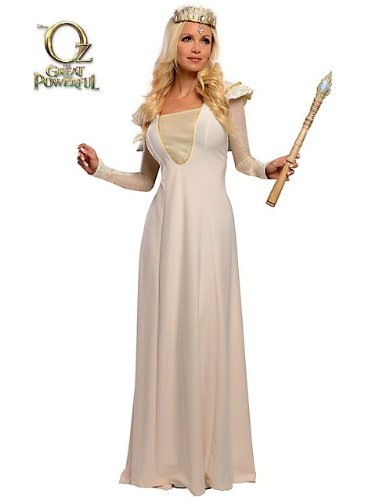 Oz: Glinda Deluxe Teen (The Great And Powerful Oz Halloween Costumes)
