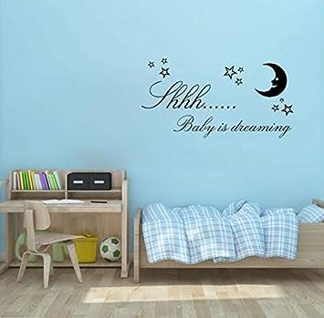 Amazon.com: yynight Shh Baby Dreaming Nursery Children\'s ...