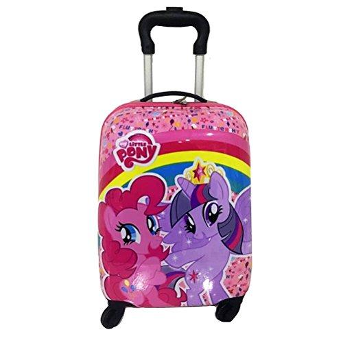 My Little Pony Come Fly With Me Rädern Tasche Reise Handgepäck Kabine Koffer