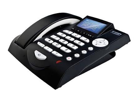 Téléphone fixe SAGEM CC220R NOIR SOLO AVEC REPONDEUR