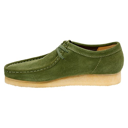 Clarks Mens Wallabee Chaussure Feuille