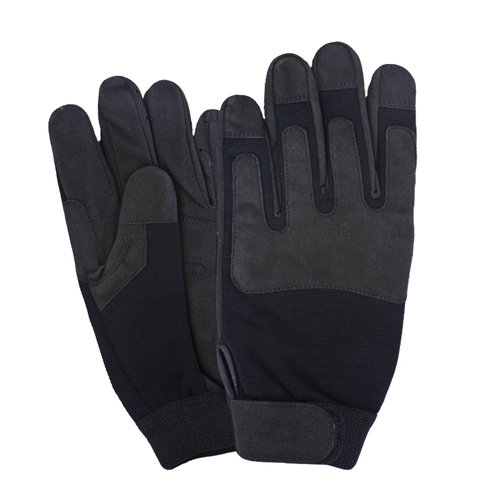 Fox Outdoor Products General Purpose Operators Gloves, Black, XX-Large