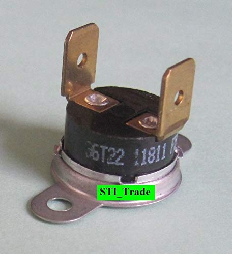 THERM-O-DISC 36T22 11811 F5-15°C THERMAL SWITCH Thermodisc or 36TX22