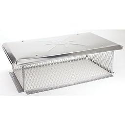 Gelco 3/4 inch mesh Chimney Cap 8H x 12W x24L