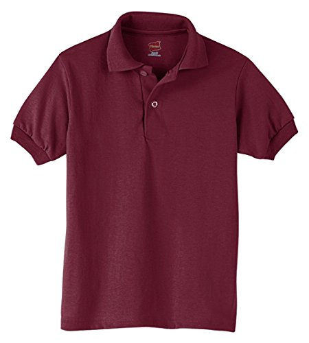 50 Youth Jersey Polo - 4