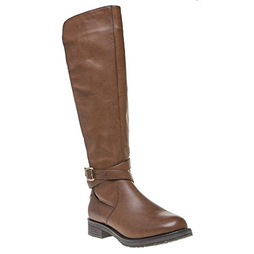 Femme Xti Boots 46186 Tan Fauve pnRTXHqZT