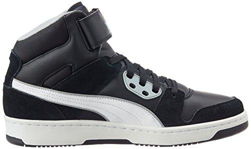 Puma Rebound Street Sd - Zapatillas de Deporte hombre Negro (black-white-quarry 11)