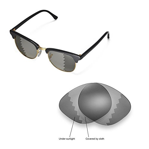 walleva-replacement-lenses-for-ray-ban-clubmaster-rb3016-49mm-multiple-options-transition-photochrom