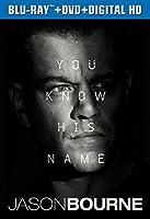 Jason Bourne [Blu-ray + DVD + Digital HD]