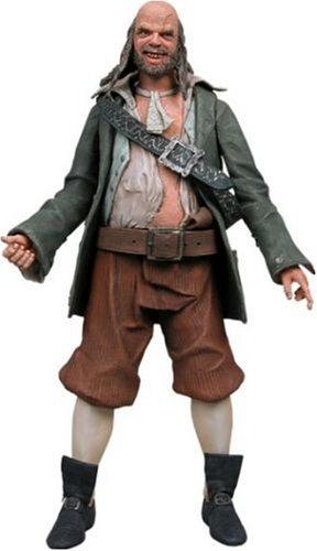 NECA Pirates of the Caribbean Action Figure Series 2 Pintel
