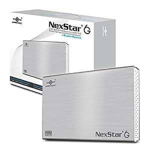 Amazon.com: Vantec NexStar CX NST-200S2-BK - Caja para disco ...