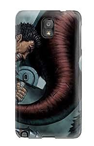 New OaNcZoT12775LKznA Berserk Tpu Cover Case For Galaxy Note 3