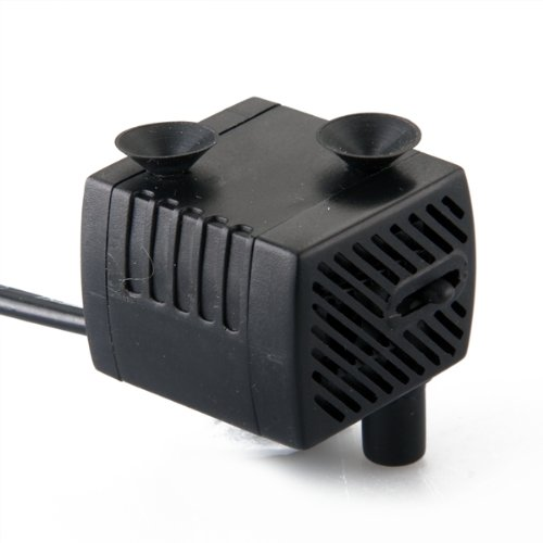 Bomba Agua Aire Oxigenador Compresor 4W para Pecera Acuario: Amazon.es: Bricolaje y herramientas