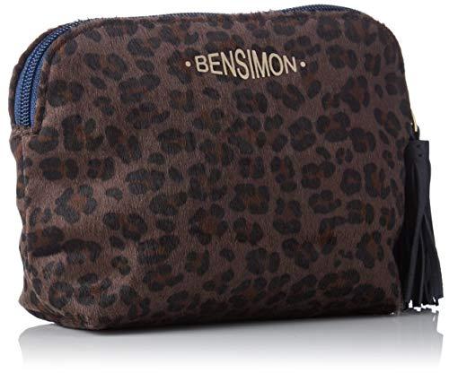 Da Donna Pocket chocolat Bensimon Giorno Pochette New Marrone Ctq5wTSx