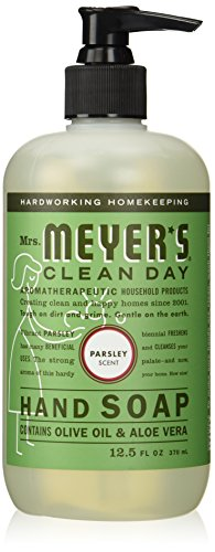 Mrs Meyers Clean Day Liquid,12.50 Ounce, Parsley