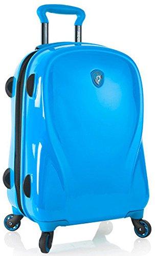 Heys Xcase 2g Spinner Blue 21 Inches, Azure