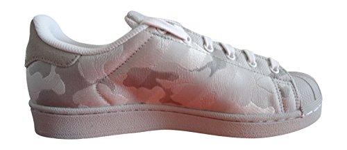 Adidas Originals Superstar para hombre de las zapatillas de deporte de la armadura de Formadores LSGOGR/OWHITE/FTWWHT AQ6744