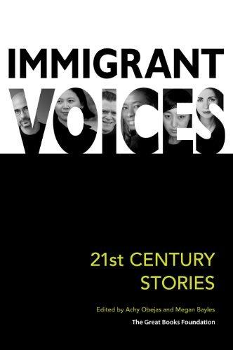 Immigrant Voices 21st Century Stories