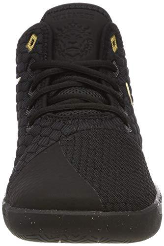 da Witness Multicolor Oro Lebron nero 003 uomo running metallizzato da Iii Scarpe Nike nero dIHxdY