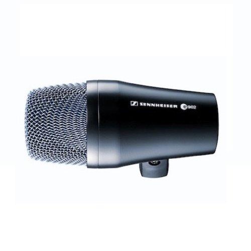 Sennheiser E 902 Dynamic Cardiod Bass Instrument Microphone