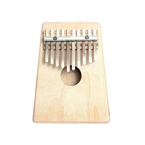 [해외]baynne 10 키 손가락 mbira 칼 림 바 엄지 손가락 피아노 소나무 미니 휴대용 marimba 타악기 악기 선물 초보자를 위한 / Baynne 10 Key Finger Mbira Kalimba Thumb Piano Pine Wood Mini Portable Marimba Percussion Musical Instrument Gifts Fo...
