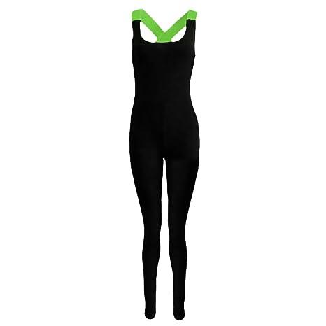Generic Sexy Barboteuse de Sport Femme Bandage Combishort Salopette Gym  Yoga - XL cd34cd82514