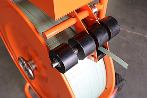 Gapco Deluxe Steel Poly Heavy Duty Strapping Banding