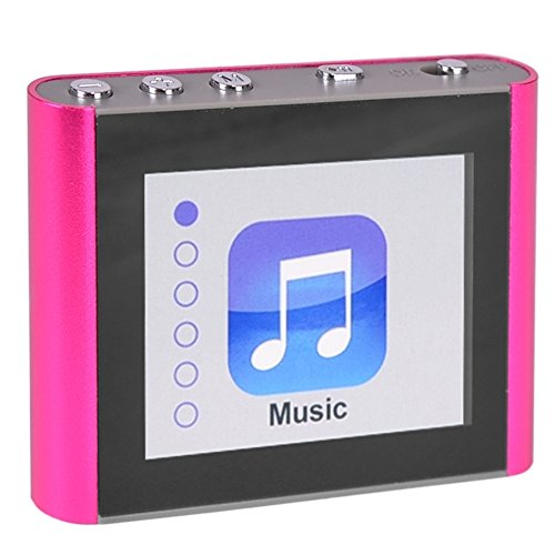 Eclipse Eclipse Fit Clip Plus Pk 8gb 1.8 Mp3 + Video Player (Pink) (Player Mp3 Fit)