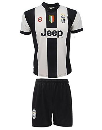 067052b1c Kit Complete T-Shirt Jersey Futbol Juventus Gonzalo Higuain 9 Replica  Authorized Adult Child (
