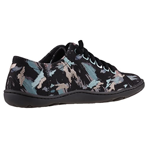 Blue Black Chaussures K200587 Casual Grey Femme Camper Twins 002 W8YTqnw47